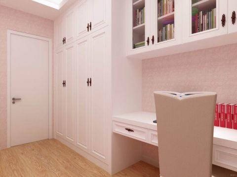 卧室门厅现代简约风格装潢效果图