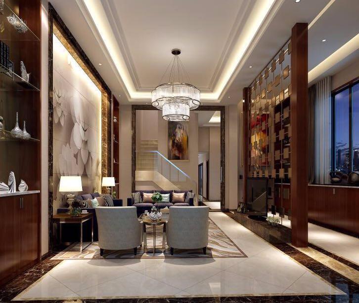 5室5卫5厅300平米中式风格