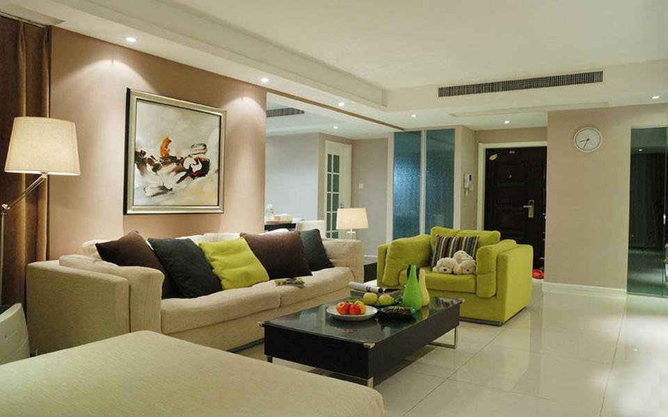 2室2卫1厅131平米现代简约风格