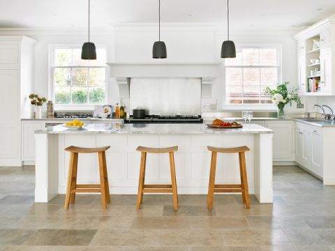 厨房厨房岛台现代风格装修设计图片