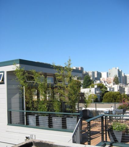 阳台外墙现代风格装修效果图