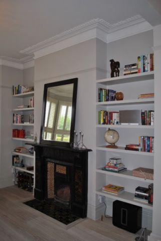 书房橱柜现代风格装潢图片