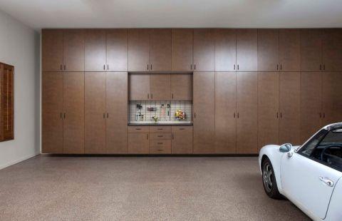 车库细节现代风格装潢设计图片