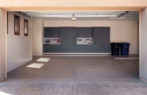 车库门厅现代风格装修效果图