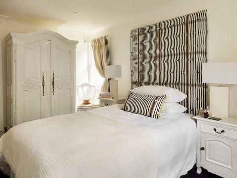 卧室细节美式风格装饰设计图片