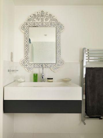 卫生间细节美式风格效果图
