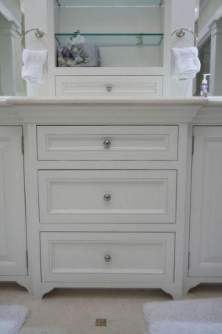 卫生间吧台美式风格装修设计图片