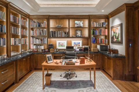 2019美式110平米装修图片 2019美式二居室装修设计