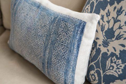 客厅米色细节简欧风格装潢图片