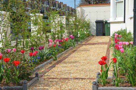 奢华简欧风格花园装修效果图