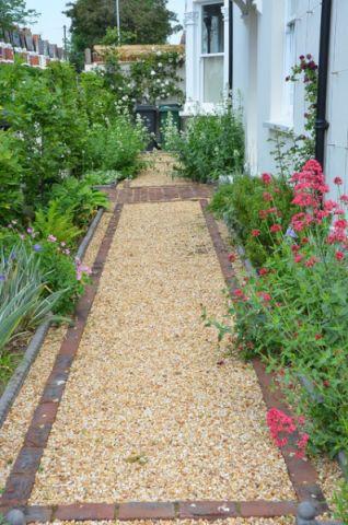 花园简欧风格装潢图片
