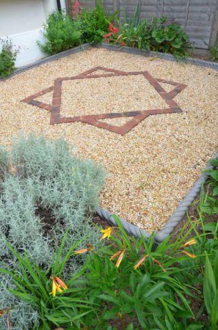 花园细节简欧风格装修设计图片
