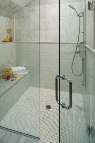卫生间混搭风格装修效果图