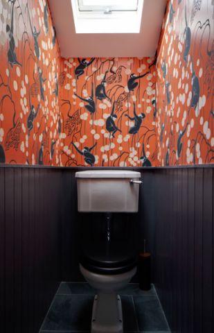 卫生间混搭风格效果图