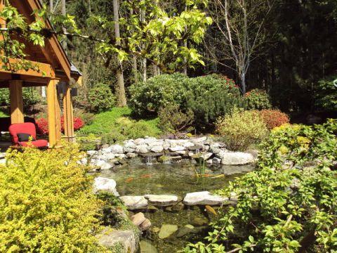 花园混搭风格装修图片