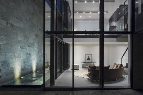 外墙现代风格装潢效果图