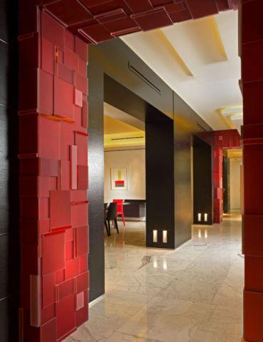 走廊现代风格装修效果图