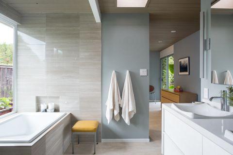 独具风情现代风格浴室装修效果图_土拨鼠2017装修图片大全