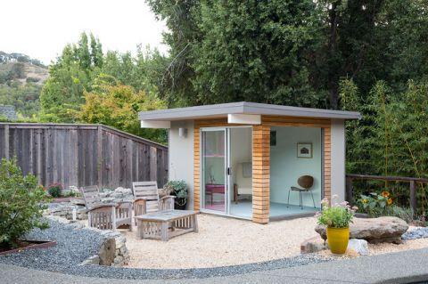 花园现代风格装修效果图