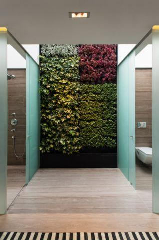 卫生间现代风格装潢设计图片