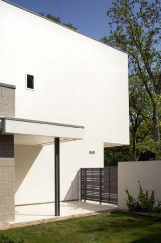 外墙现代风格装修图片