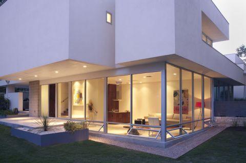 外墙现代风格装潢图片