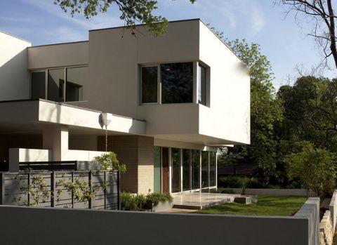 外墙现代风格装修设计图片