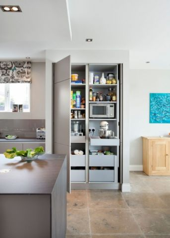 特立独行现代风格厨房装修效果图_土拨鼠2017装修图片大全