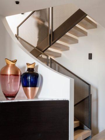 楼梯现代风格装饰效果图