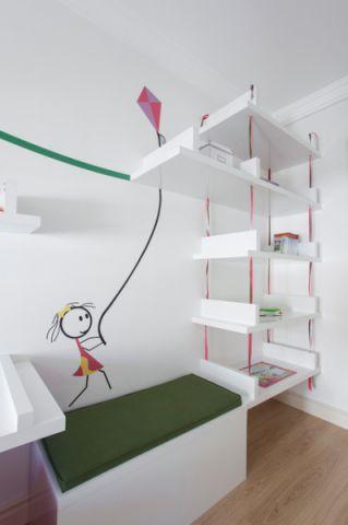 儿童房现代风格装饰图片
