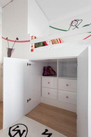 儿童房现代风格装饰设计图片