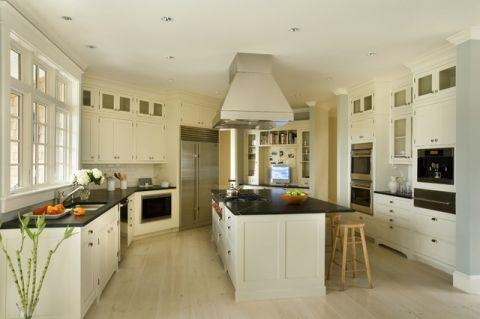 厨房现代风格效果图