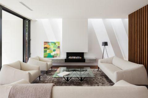 格调现代风格客厅装修效果图_土拨鼠2017装修图片大全