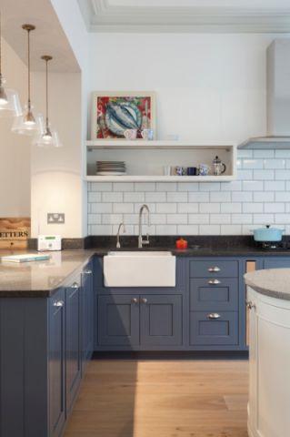 休闲质感现代风格厨房装修效果图_土拨鼠2017装修图片大全