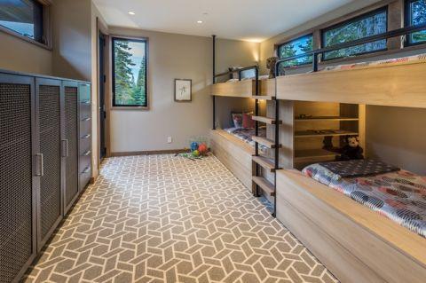 儿童房榻榻米现代风格装饰效果图