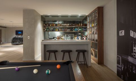 客厅现代风格装修效果图