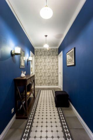 精致现代风格走廊装修效果图_土拨鼠2017装修图片大全