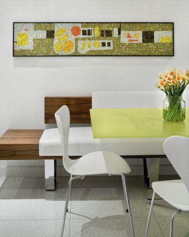 餐厅现代风格效果图