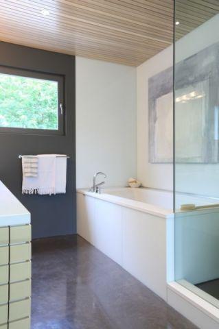 卫生间浴缸现代风格效果图