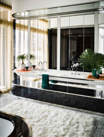 2019现代70平米装修效果图大全 2019现代一居室装饰设计