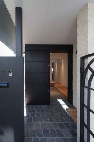 玄关细节现代风格装潢设计图片