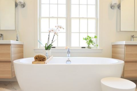 浪漫迷人现代风格浴室装修效果图_土拨鼠2017装修图片大全