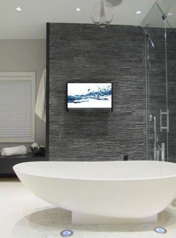 卫生间浴缸现代风格装饰图片