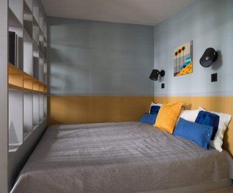 2019现代40平米图片 2019现代一居室装饰设计