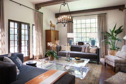2020美式240平米装修图片 2020美式一居室装饰设计