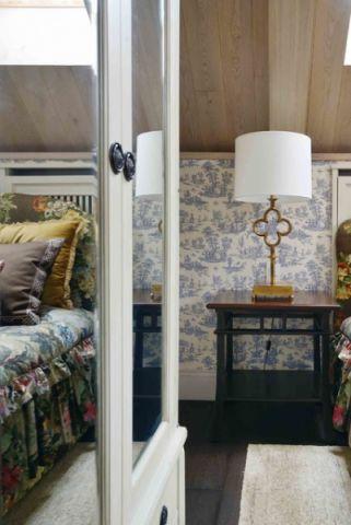 卧室细节简欧风格装饰效果图
