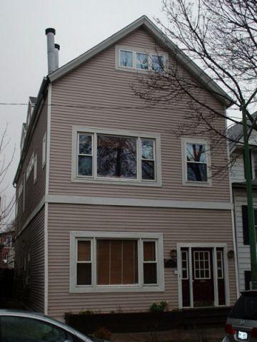 外景橙色外墙简欧风格装修图片