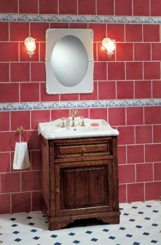 浴室细节简欧风格装饰图片