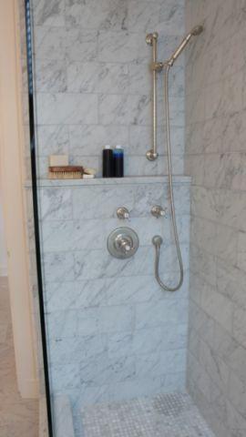 浴室灰色细节混搭风格装饰效果图