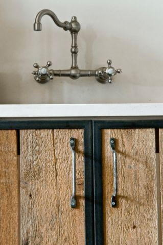 厨房灰色细节混搭风格装修效果图